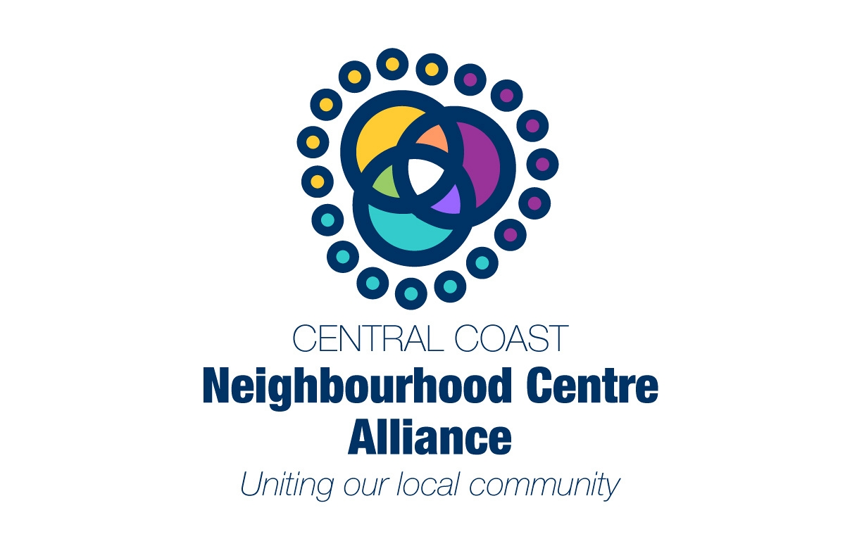 Cenral Coast Neighbourhood Centre Alliance logo
